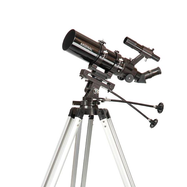 купить Телескоп ARSENAL Synta 80/400 AZ3
