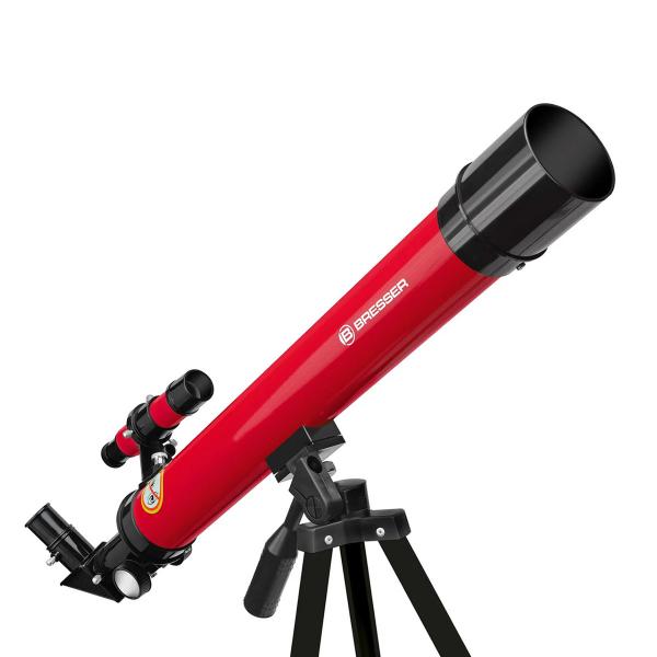 купить Телескоп BRESSER Junior Space Explorer 45/600 (Blue, Green, Red)