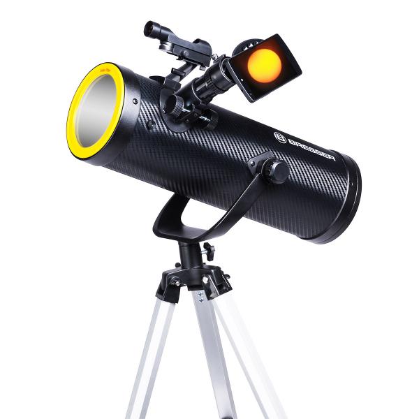 купить Телескоп BRESSER Solarix 114/500 AZ (carbon)