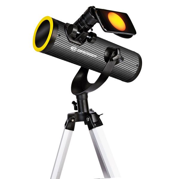 купить Телескоп BRESSER Solarix 76/350 AZ (carbon)