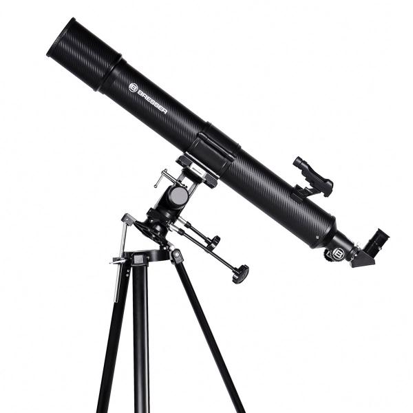 купить Телескоп BRESSER Taurus 90/500 NG (carbon)