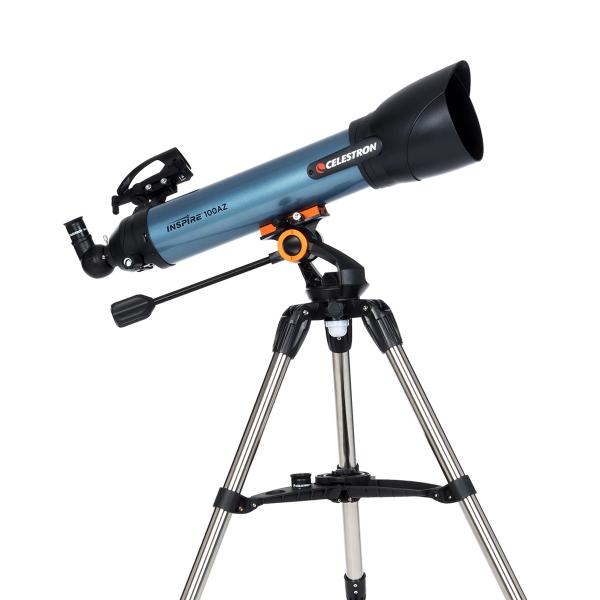 купить Телескоп CELESTRON Inspire 100 AZ
