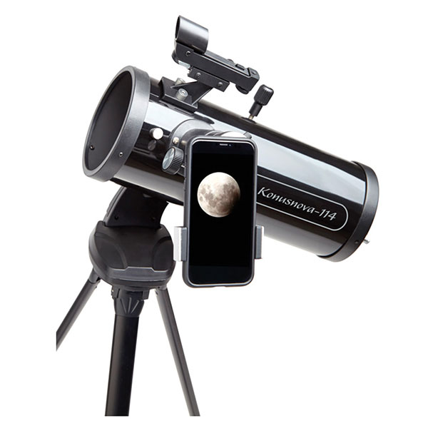 купить Телескоп KONUS KONUSNOVA-114 114/500 ALT-AZ