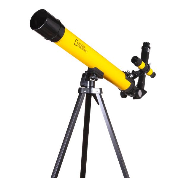 купить Телескоп NATIONAL GEOGRAPHIC 50/600 Refractor AZ Yellow