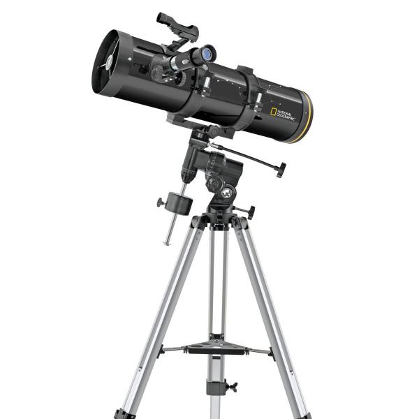 купить Телескоп NATIONAL GEOGRAPHIC Newton 130/650 EQ3