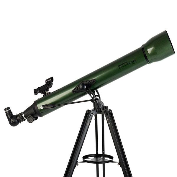 купить Телескоп CELESTRON ExploraScope 80 AZ