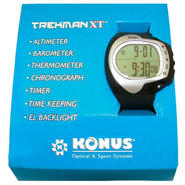 купить Спортивные часы KONUS TREKMAN-XT