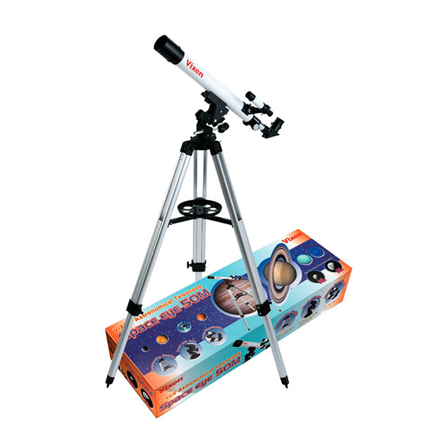 купить Телескоп VIXEN SPACE EYE 50M