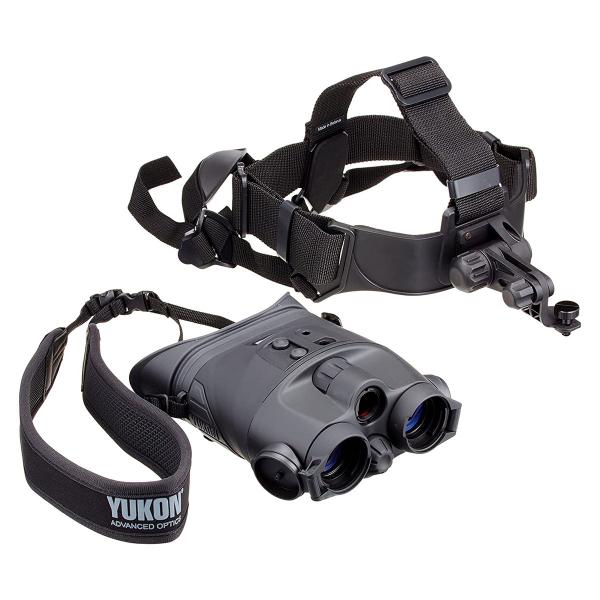 купить ПНВ очки YUKON Tracker NV 1x24 Goggles (с маской)